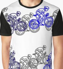 Bike Race Graphic T-Shirt