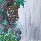 The Waterfall by Margo Humphries