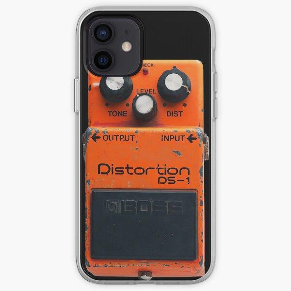 Boss DS-1 Distortion Guitar Pedal Vintage iPhone Soft Case