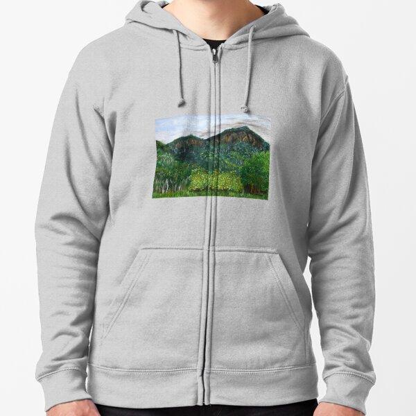 Lansdowne Escarpment Zipped Hoodie