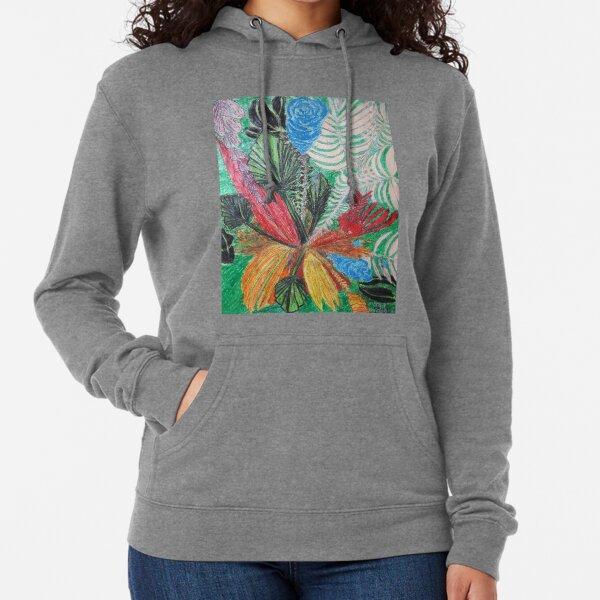 Flowers - vivid Lightweight Hoodie
