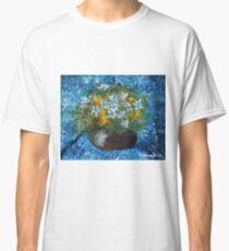 Flowers in Pot Classic T-Shirt