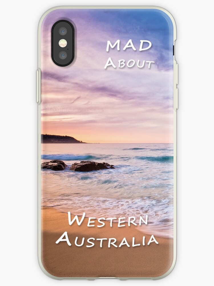 Bunker Bay Sunset - MAD About Western Australia (iPhone) by Dave Catley