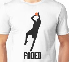 Faded - Black Unisex T-Shirt