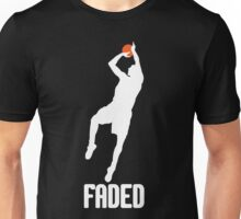 Faded - White Unisex T-Shirt