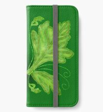 Bright Wings iPhone Wallet