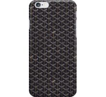 Goyard Black Phone Cases/Skins iPhone Case/Skin