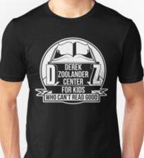 Zoolander gifts merchandise redbubble derek zoolander center unisex t shirt bookmarktalkfo Gallery