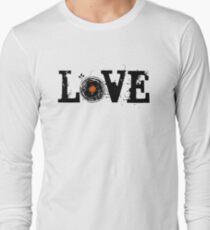 Love Vinyl Records Long Sleeve T-Shirt