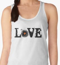 Love Vinyl Records Women's Tank Top