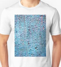 Old painted wall background Unisex T-Shirt