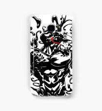VenomB/W Samsung Galaxy Case/Skin