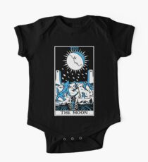 Tarot Moon One Piece - Short Sleeve