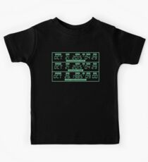 Time Travel Panel Kids Clothes