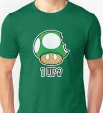 Super Mario, 1 UP Mushroom T-Shirt