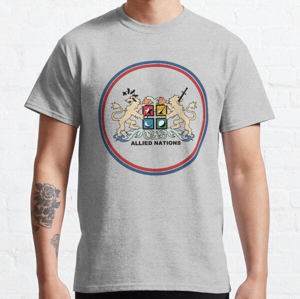 Advance Wars Allied Nations Classic T-Shirt
