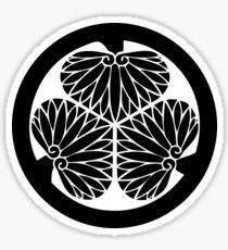 Tokugawa Clan Emblem Sticker