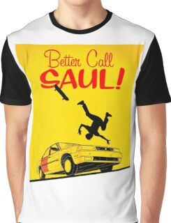 Trouble, Better Call Saul Graphic T-Shirt