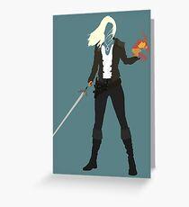 Celaena Sardothien | Empire of Storms Greeting Card