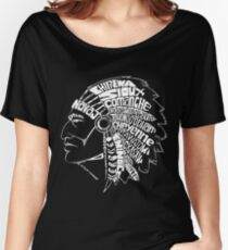 Native American Women's Relaxed Fit T-Shirt