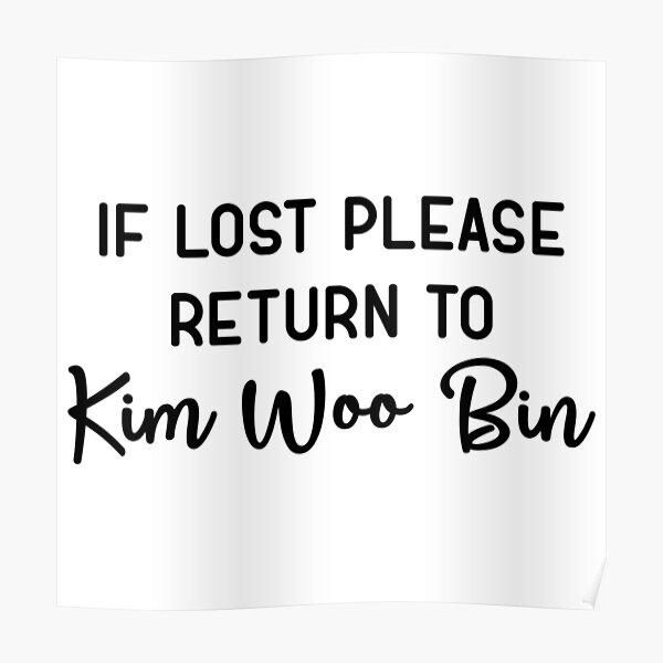 Return to Kim Woo Bin Poster