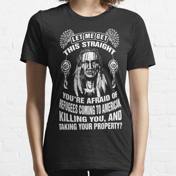 Américain de naissance T-shirt essentiel