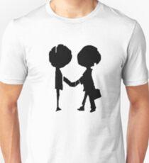 Radiohead - Black  T-Shirt