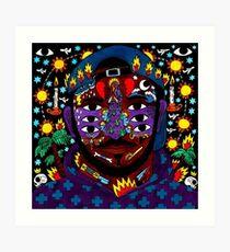KAYTRANADA - 99.9% Art Print
