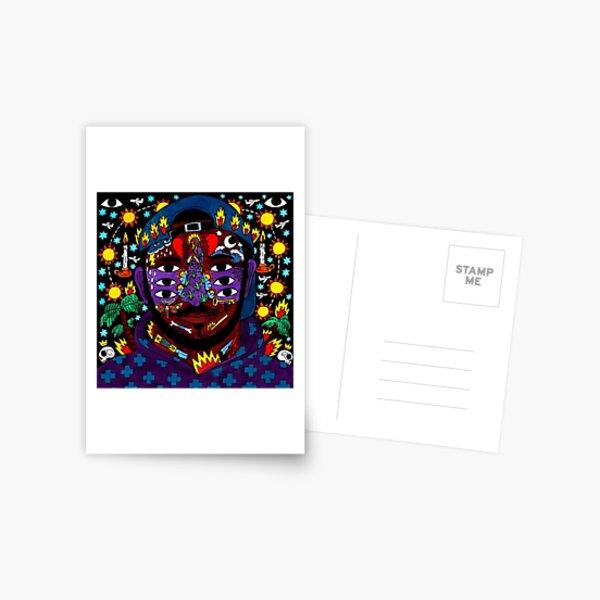 KAYTRANADA - 99.9% Postcard