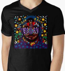 KAYTRANADA - 99,9% T-Shirt mit V-Ausschnitt