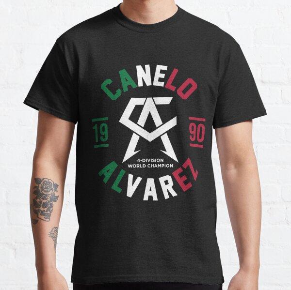 Canelo Álvarez 1990 Camiseta clásica