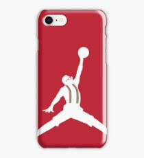 Steve Urkel Jumpman Logo Spoof 6 iPhone Case/Skin