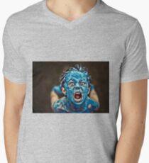 Temper Trap Mens V-Neck T-Shirt