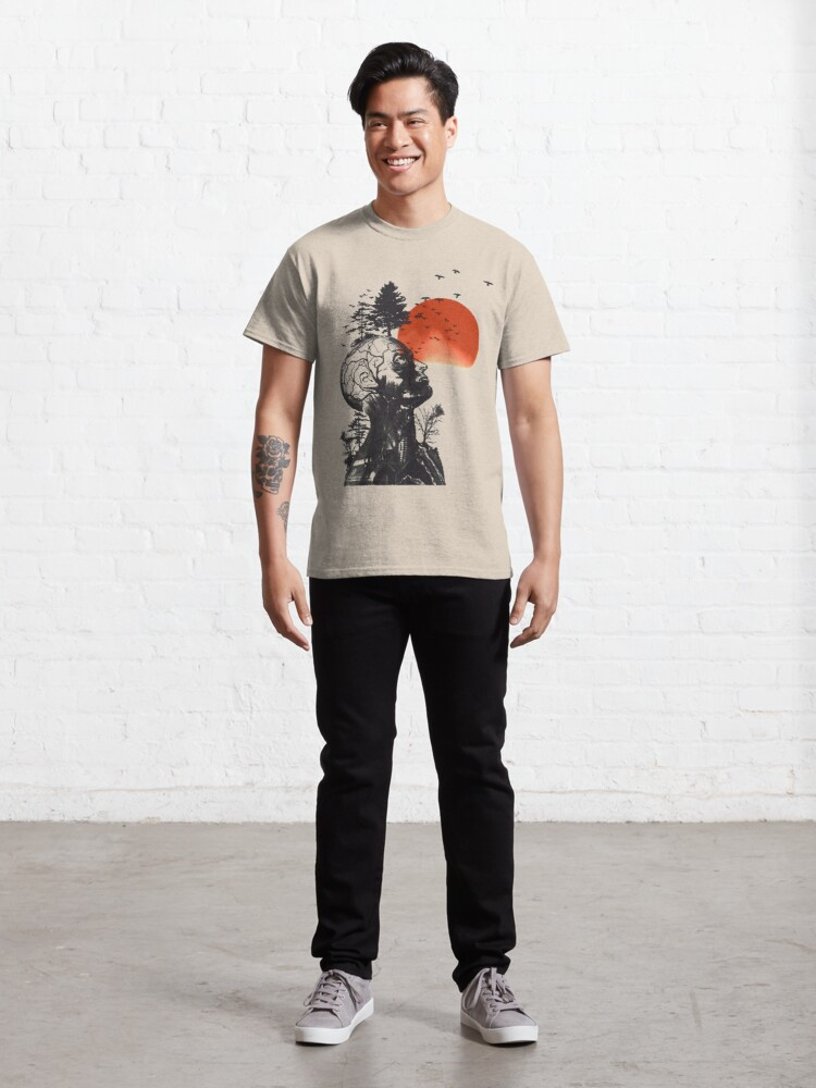 Alternate view of Alan's Hangover Classic T-Shirt