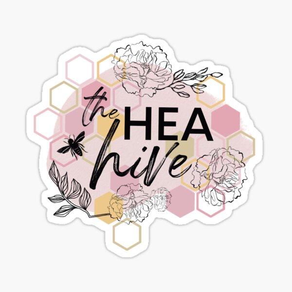 The HEA Hive Sticker