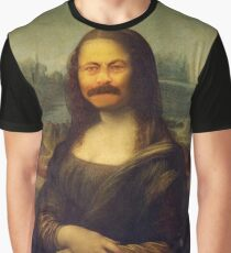 The Mona Swanson Graphic T-Shirt