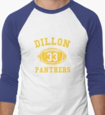 Dillon Panthers Team Men's Baseball ¾ T-Shirt