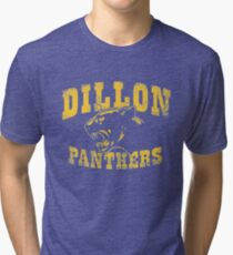 Dillon Panthers Tri-blend T-Shirt