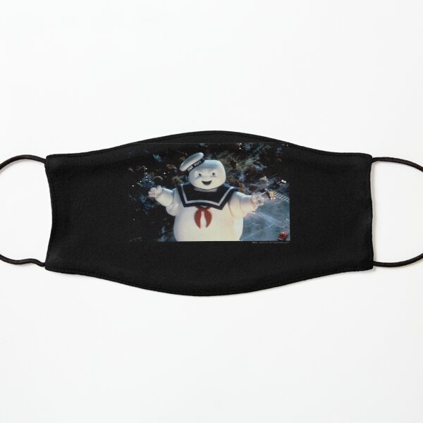 Ghostbusters Stay Puft Photo Kids Mask