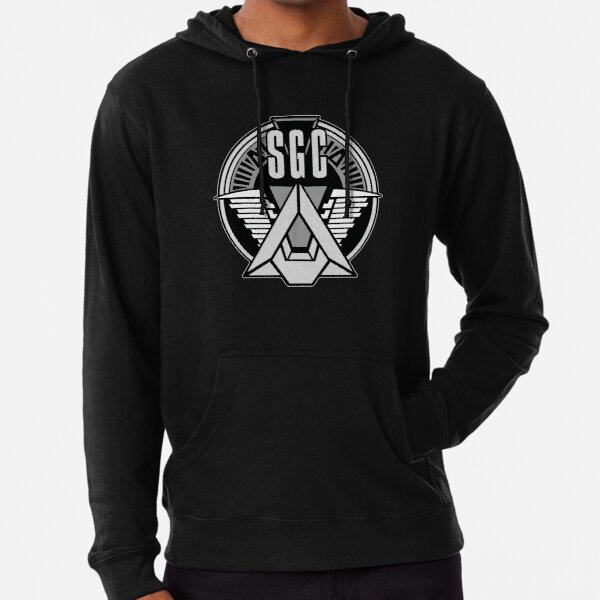 SGC STARGATE COMMAND Lightweight Hoodie