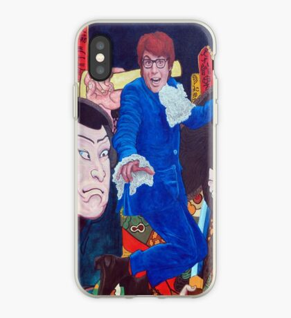 Mojo Baby iPhone Case