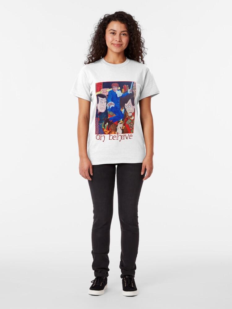 Alternate view of Mojo Baby Classic T-Shirt