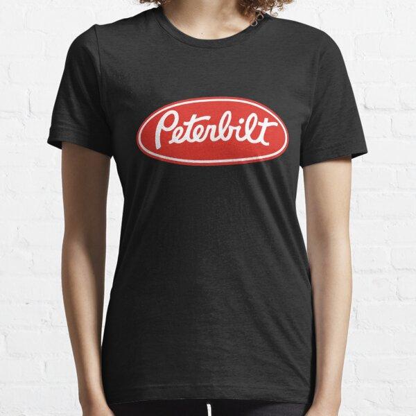 Peterbilt Truck Racing Logo  Essential T-Shirt