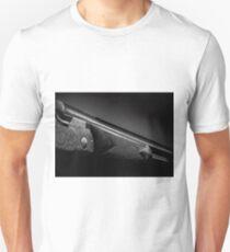 Beretta shotgun black&white Unisex T-Shirt