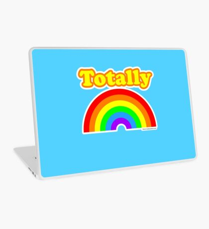 Totally Rainbow Logo Laptop Skin