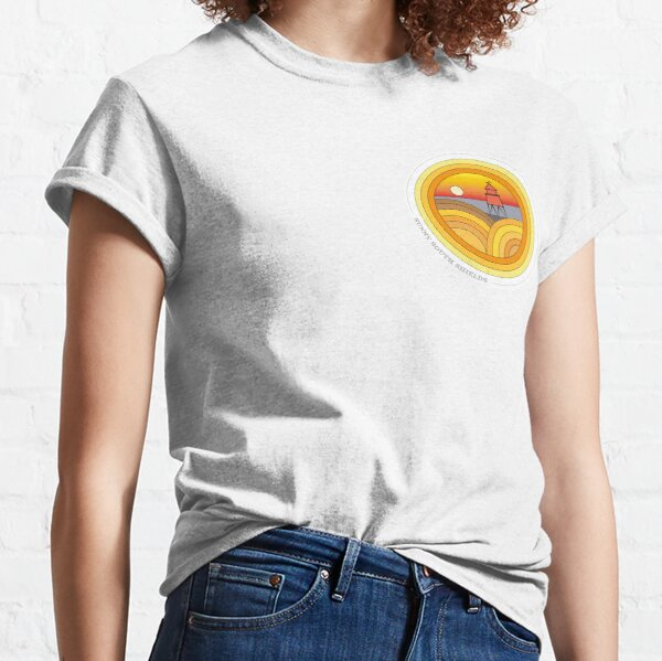 Sunny South Shields Classic T-Shirt