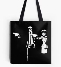 Psycho Fiction Tote Bag