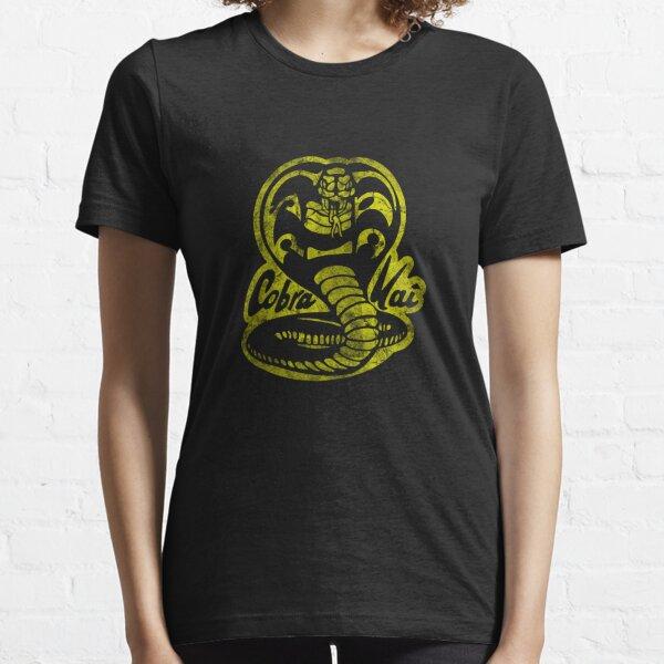Camiseta Cobra Kai Vintage Tri-Blend, Cobra Kai Karate Kid Inspired Kids Camiseta esencial