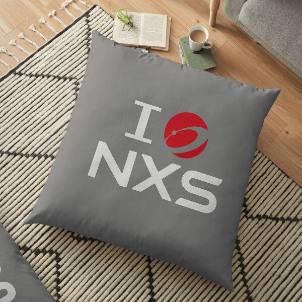 I HEART NXS Nexus Official Floor Pillow