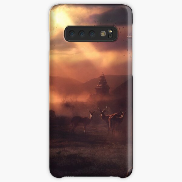 The Red In The Sky Is Ours Samsung Galaxy Snap Case